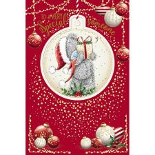Someone Special Keepsake Me To You Bear Christmas Card