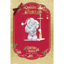 Wonderful Fiance Me To You Bear Christmas Card