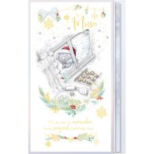 Lovely Mum Luxury Me to You Bear Christmas Card