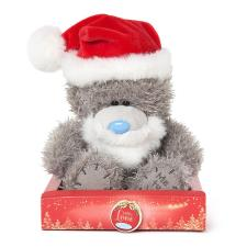 "7"" Santa Hat & Beard Me to You Bear"