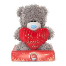 "7"" Padded I Love You Heart Me to You Bear"