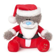 "10"" Dressed As Santa Onesie Me to You Bear"