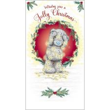 Jolly Christmas Me to You Bear Christmas Card
