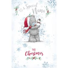 Special Nana Me to You Bear Christmas Card