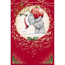 To Someone Special Me To You Bear Christmas Card