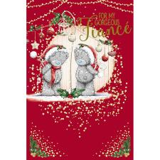 Gorgeous Fiance Me To You Bear Christmas Card