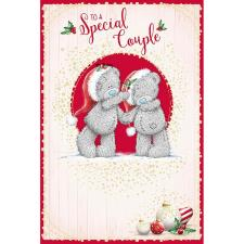 To A Special Couple Me To You Bear Christmas Card