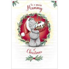 Special Mummy Me to You Bear Christmas Card