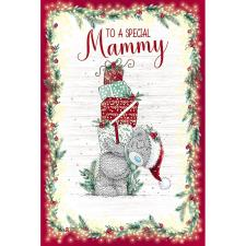 Special Mammy Me to You Bear Christmas Card