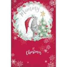 Lovely Mammy Me to You Bear Christmas Card