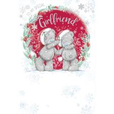 Special Girlfriend Me to You Bear Christmas Card