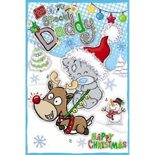 Special Daddy My Dinky Me to You Bear Christmas Card