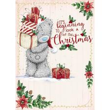 Look A Lot Like Christmas Me To You Bear Christmas Card