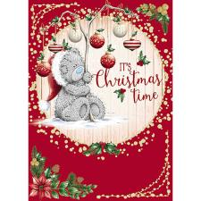 It's Christmas Time Me To You Bear Christmas Card