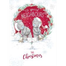 Special Neighbours Me to You Bear Christmas Card
