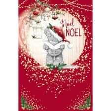 Noel Christmas Carols Me To You Bear Christmas Card