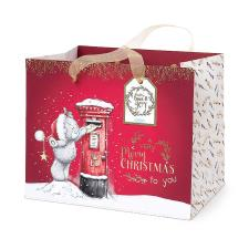 Medium Me to You Bear Christmas Gift Bag