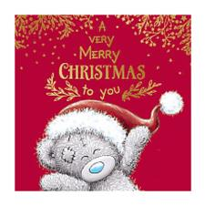 Me to You Bear Christmas Gift Tag