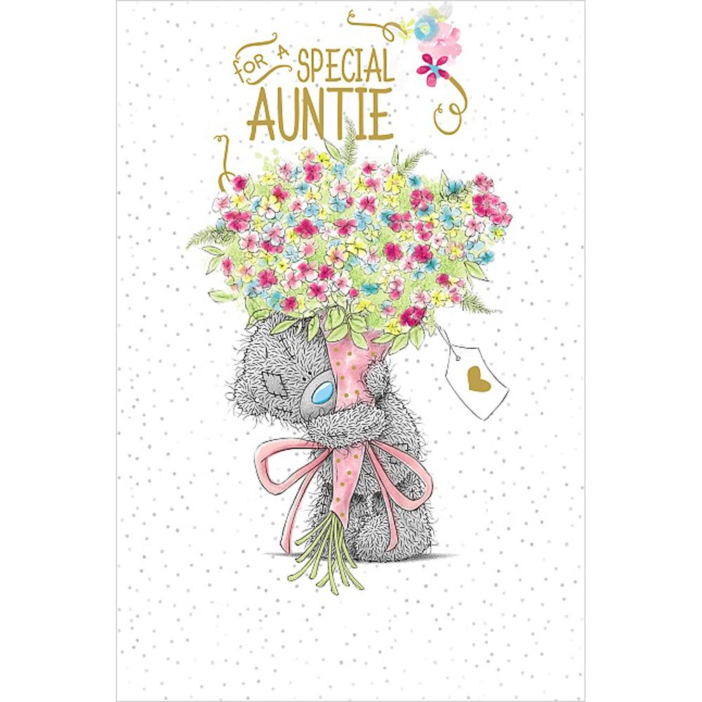 Special auntie birthday me to you bear card a01ms340 me to you special auntie birthday me to you bear card bookmarktalkfo Choice Image