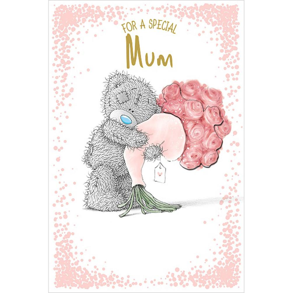Special Mum Me To You Bear Birthday Card A01mz100 Me