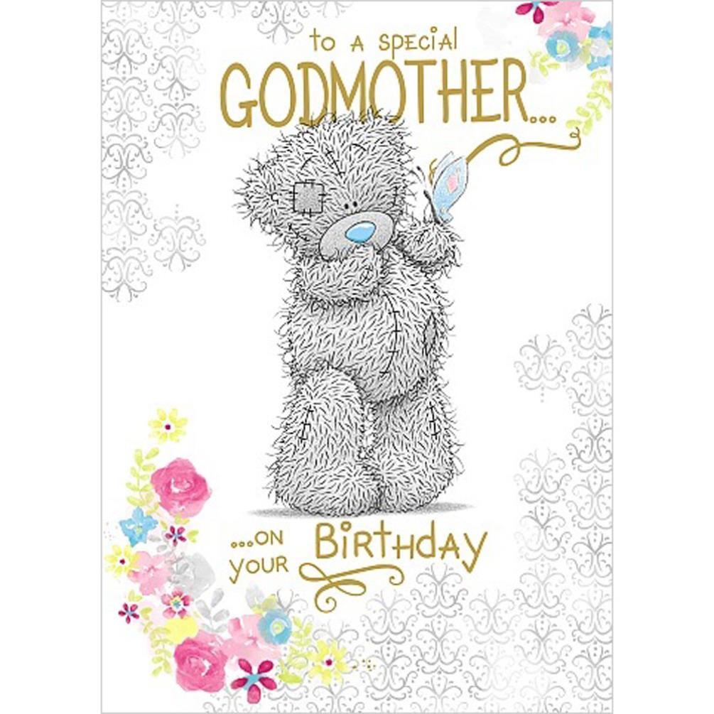 Congratulations on the birthday of the godparent