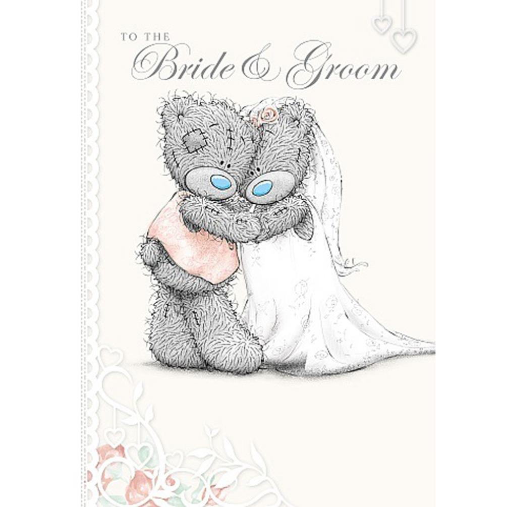 Wedding Me to You Cards : Me to You Bears Online Store.