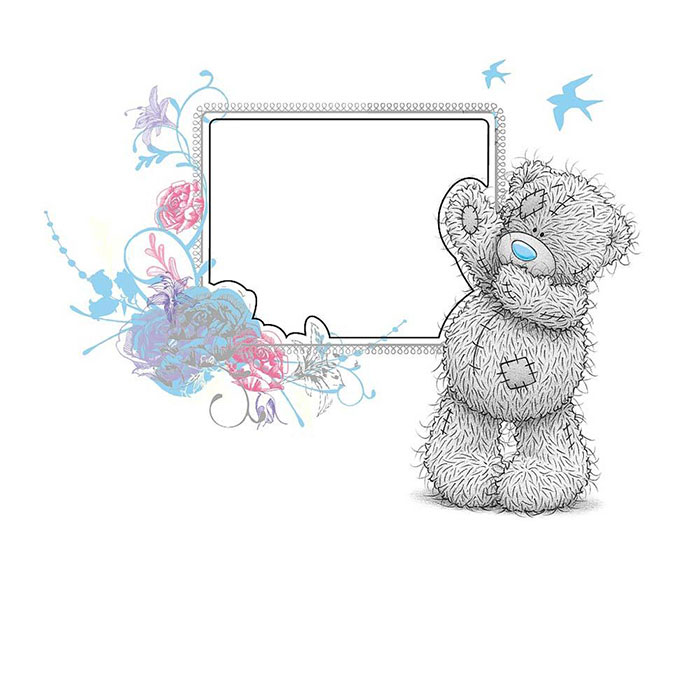 Friend Me to You Bear Birthday Card A01US016 Me to You Bears – Tatty Teddy Birthday Cards