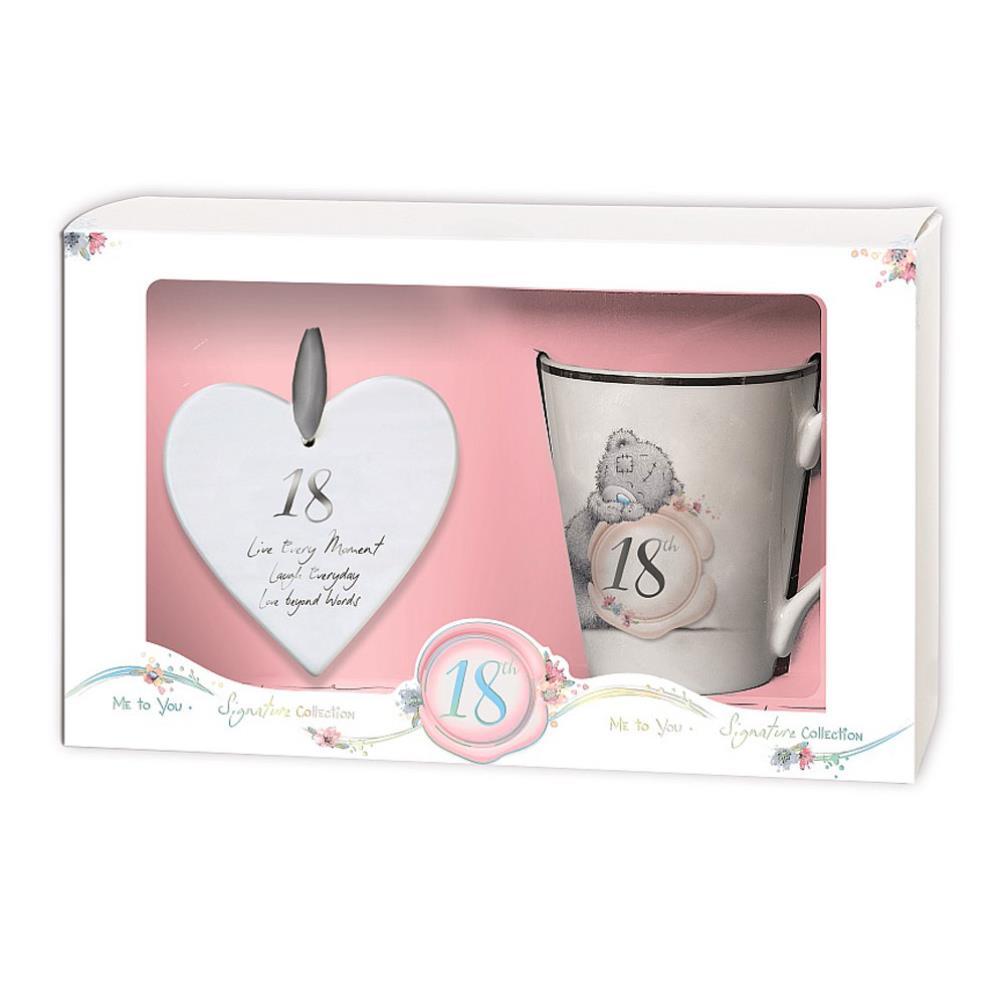 18th Birthday Mug & Plaque Me To You Bear Gift Set (AGZ01014) : Me ...