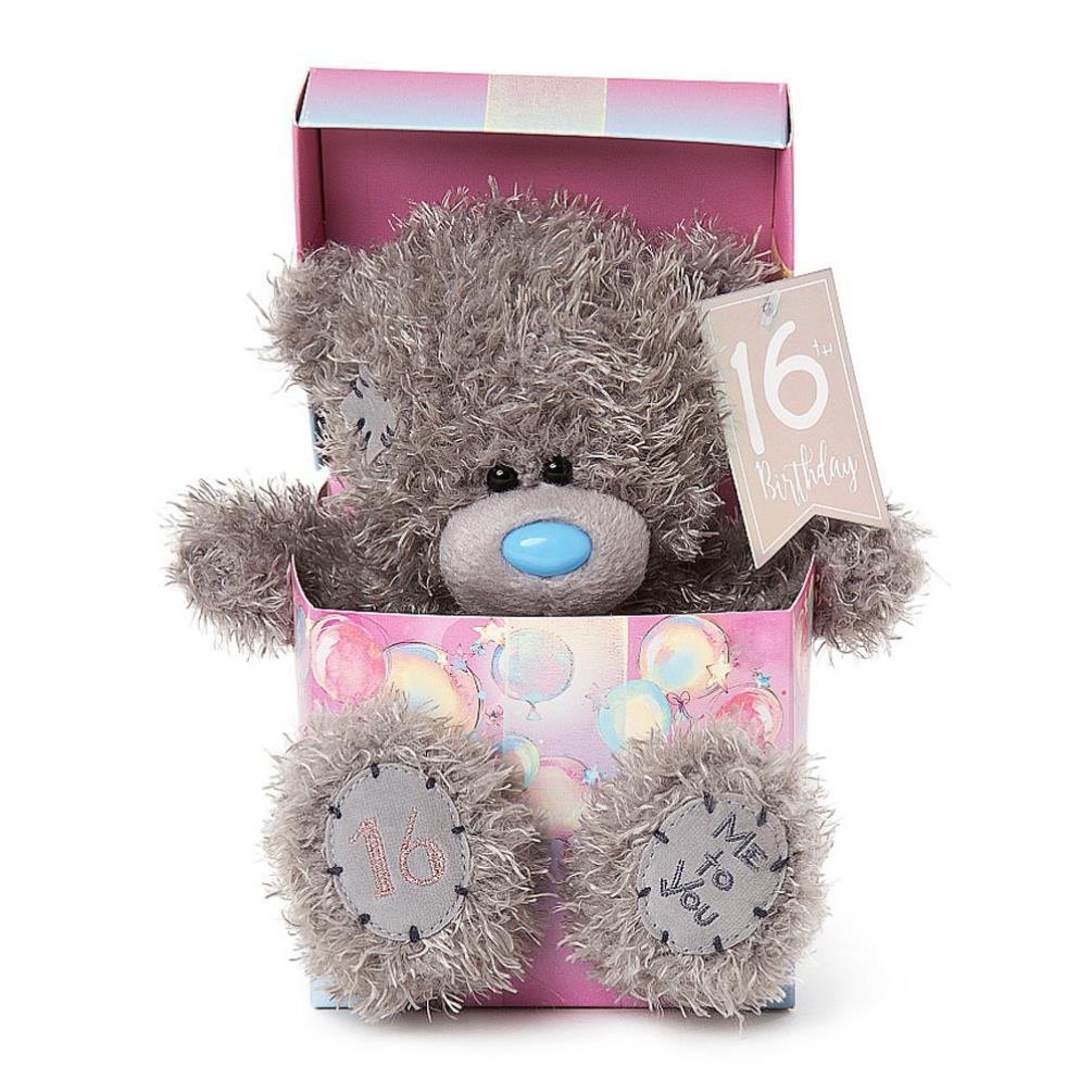 7 16th Birthday Me To You Bear In Gift Box 999