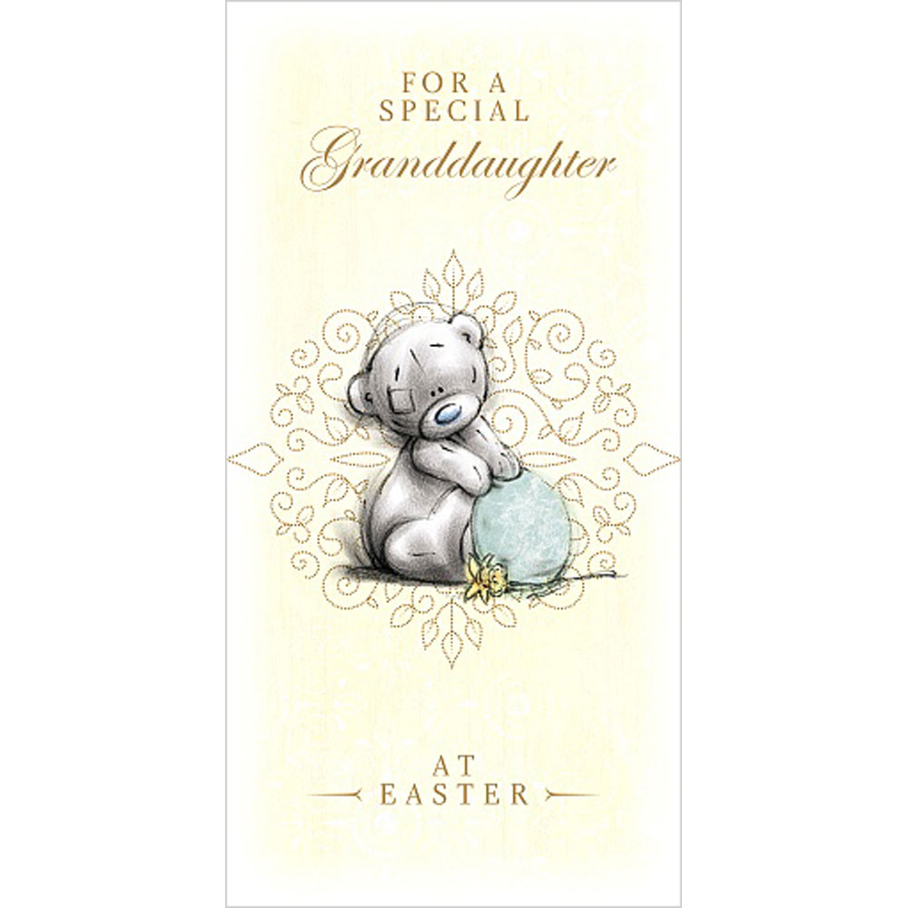 Granddaughter me to you bear easter money gift wallet e91as004 granddaughter me to you bear easter money gift wallet 149 negle Images