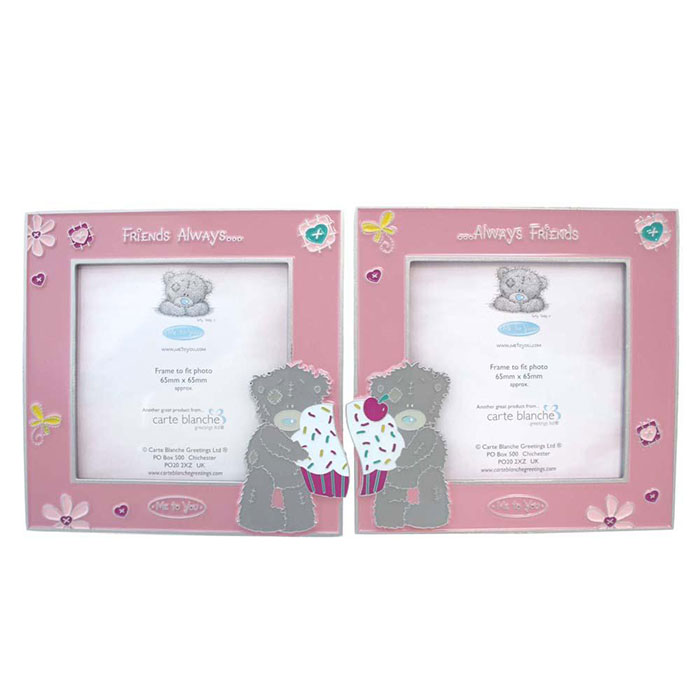 Me to You Bear Cupcakes Frame (G01F0838) : Me to You Bears Online Store.