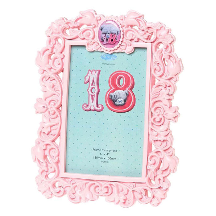 18th Birthday Me to You Bear Photo Frame (G01F0962) : Me to You ...