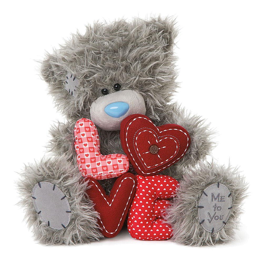10 Quot Padded Love Letters Me To You Bears G01w4014 Me To