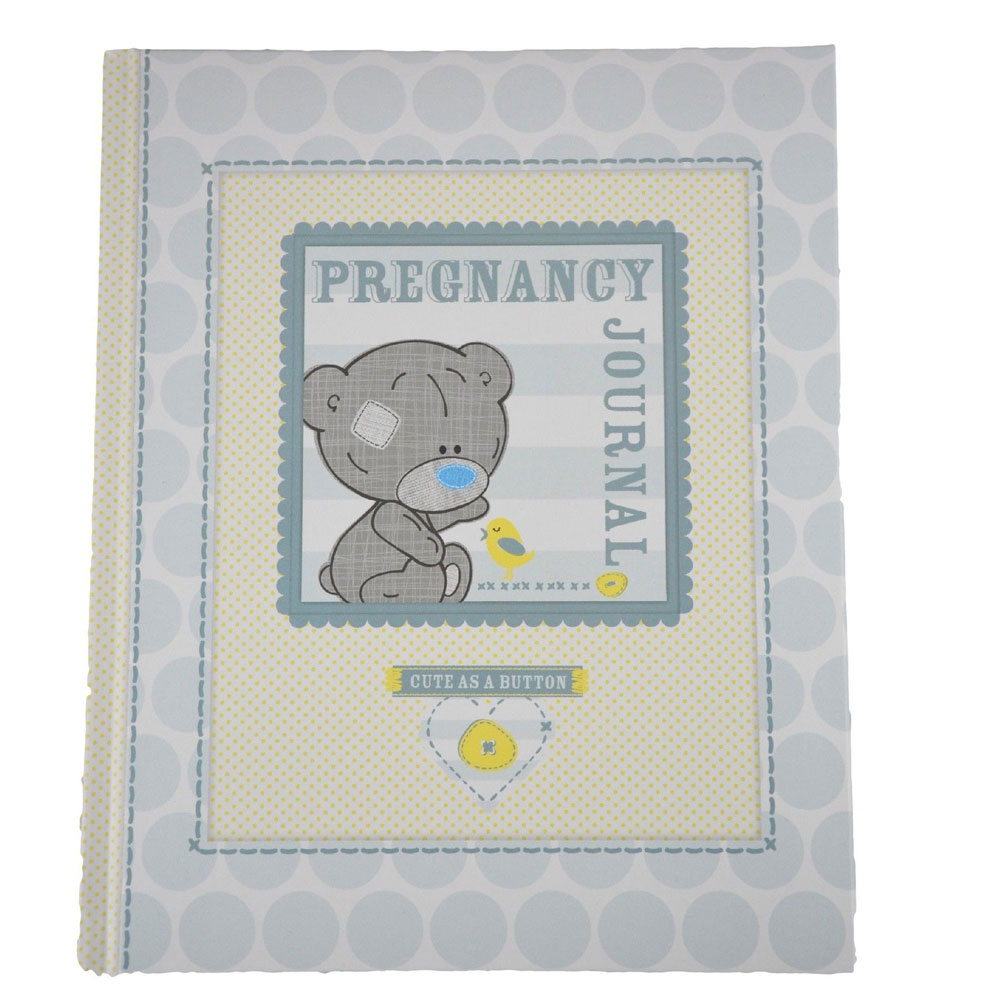 Tiny Tatty Teddy Cute As A Button Pregnancy Journal (G92S0012) : Me ...