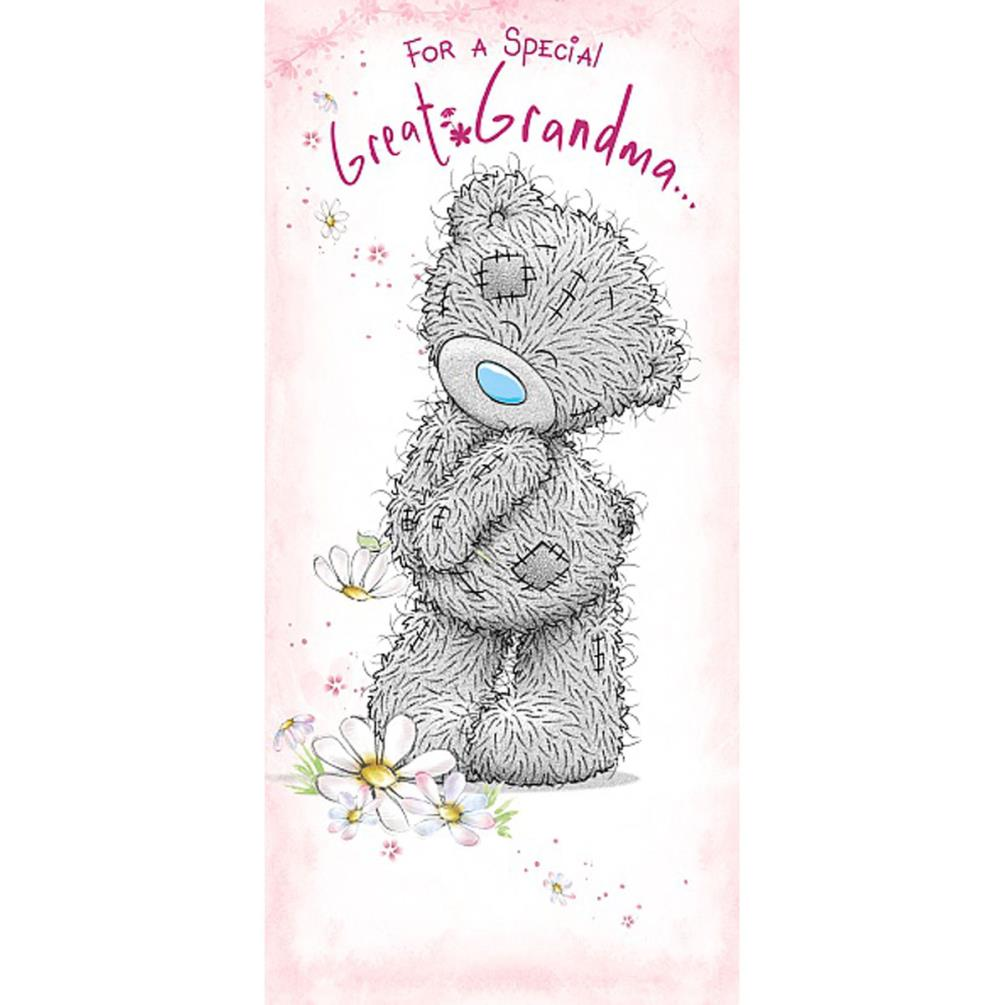 Special Great Grandma Me to You Bear Mother's Day Card