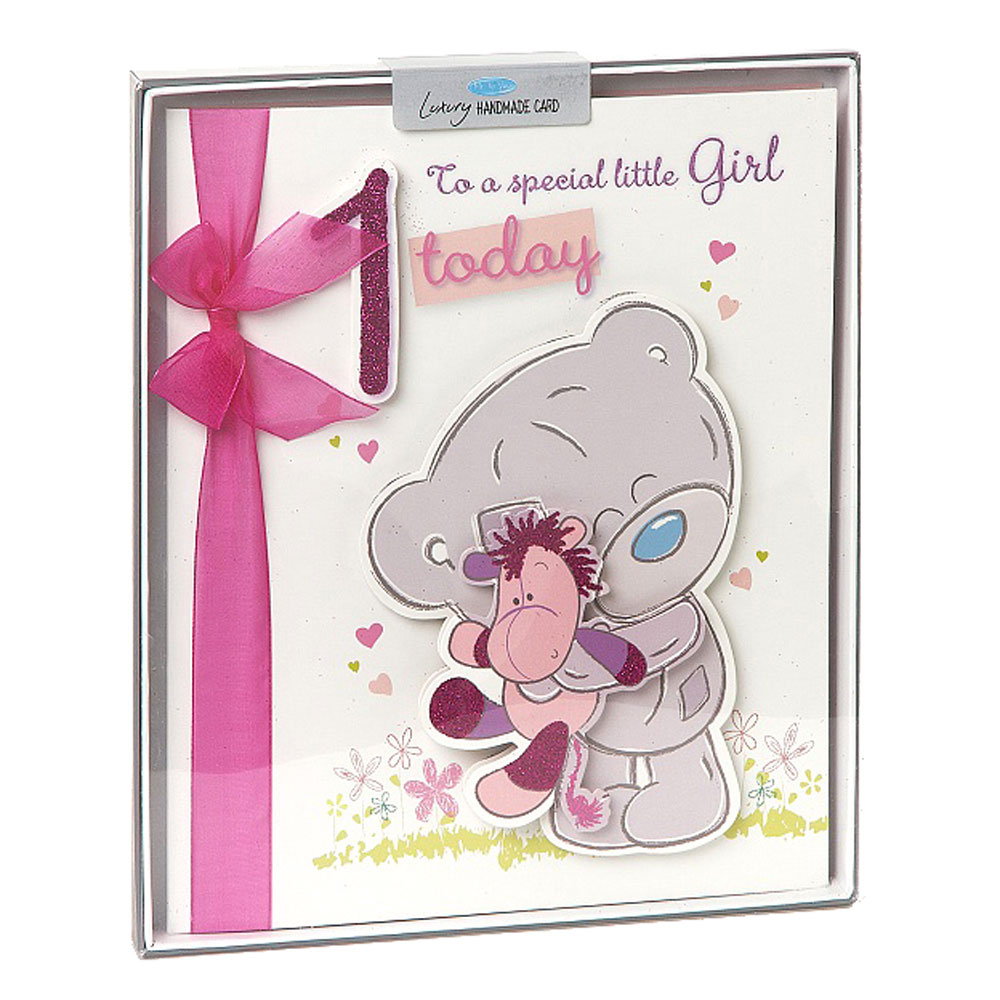 1st Birthday Me to You Bear Cards – Me to You Birthday Card