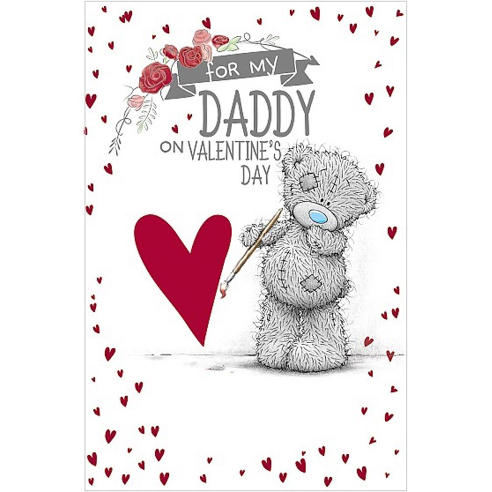 Valentines Me to You Bear Cards – Bear Valentines Card