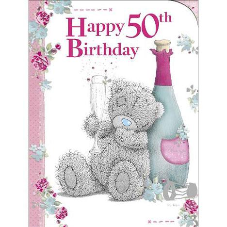 Happy 50th Birthday Cards